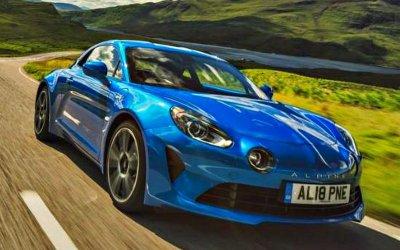 Успорткара Alpine A110 появится более мощная версия