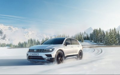Volkswagen Tiguan Offroad: для тех, кому в городе тесно