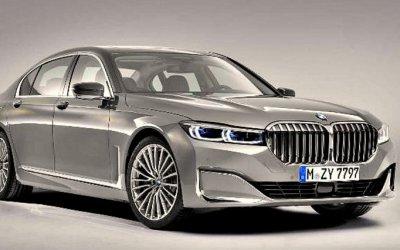 Представлен обновлённый седан BMW 7-Series
