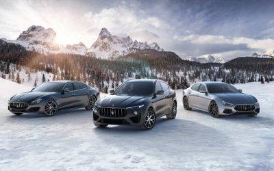 Путешествуйте с Maserati Авилон!