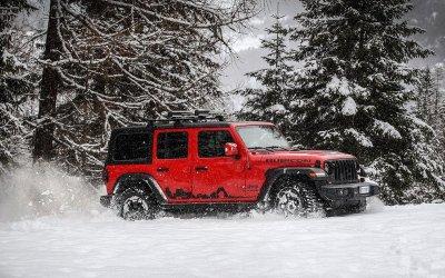 Путешествуйте вместе с Jeep Авилон!