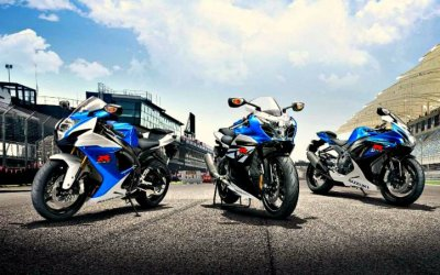 Suzuki прекращает выпуск спортбайка GSX-R750