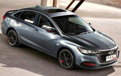 Возрождена модель Chevrolet Monza
