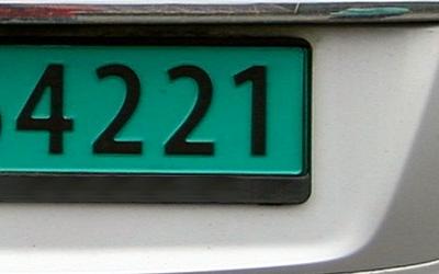 ВРоссии хотят ввести специальные номера для электромобилей