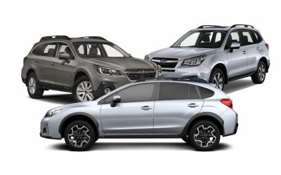 Subaru наращивает продажи вРоссии