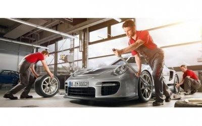 Комфортное ТО для Вашего Porsche. Подменный автомобиль – бесплатно.