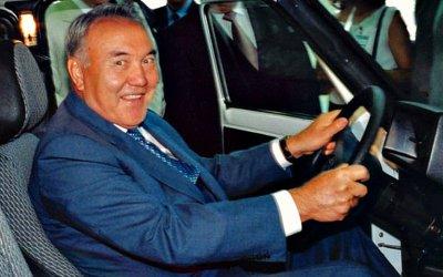 Казахстан планирует создать свою автомобильную