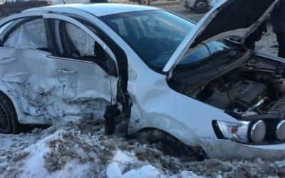 Три человека пострадали в ДТП в Тольятти
