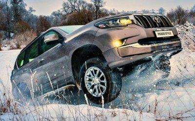 ВРоссию приедет спецверсия внедорожника Toyota Land Cruiser Prado