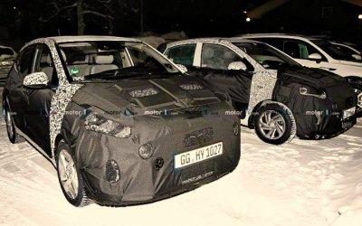 Обновлён компактный хэтчбек Hyundai i10