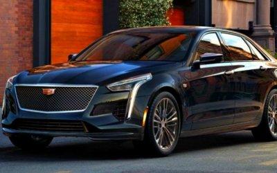 Cadillac прекращает выпуск седана CT6 вСША