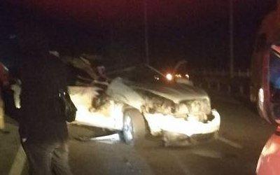 Двое детей пострадали в ДТП в Армавире