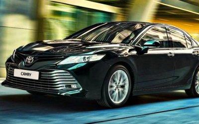 Российские продажи Toyota выросли на15%