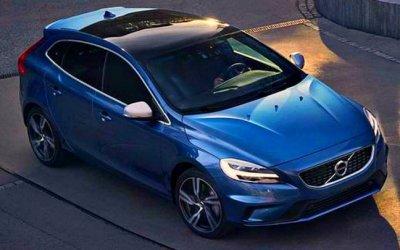 Хетчбэк Volvo V40 станет кроссовером