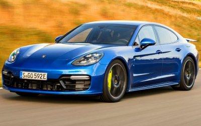 ВРоссии объявлен отзыв Porsche Panamera
