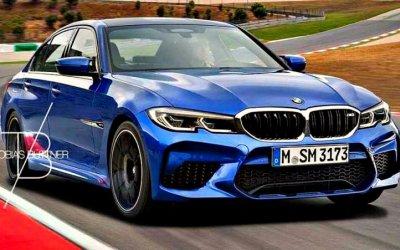 Стали известны технические подробности нового BMW M3