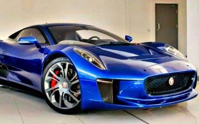Напродажу выставлен автомобиль Джеймса Бонда