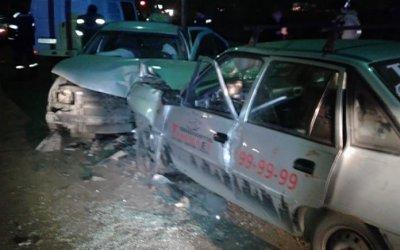 Шесть человек пострадали в ДТП в Астрахани
