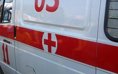 Двое детей и женщина госпитализированы после ДТП в Челябинске