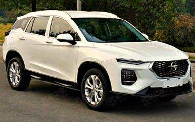 ВКитае сделали копию нового Hyundai Santa Fe