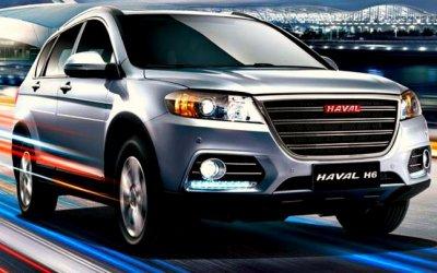 Автомобили Haval: популярность вРоссии растёт
