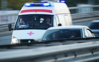 Две девочки пострадали в ДТП в Бутурлиновском районе Воронежской области
