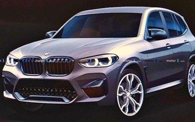 Рассекречен новый BMW X3 M
