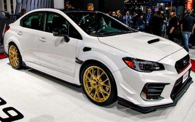 Subaru WRX STI S209: новая мощность поновой технологии