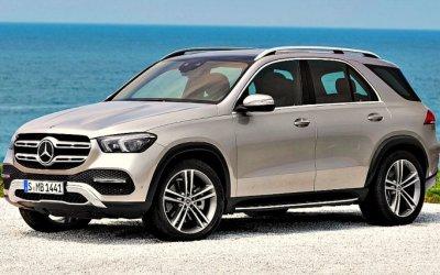 ВРоссию приехал Mercedes-Benz GLE сновым двигателем