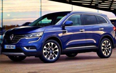 Renault обновил ценники наDokker иKoleos