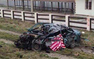 В ДТП с бетононасосом под Новороссийском погиб человек