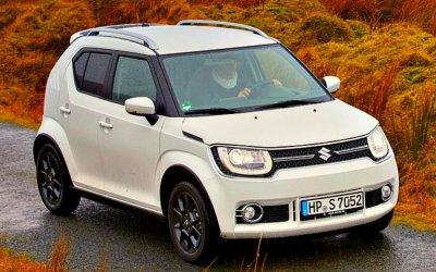 ВРоссии возможно начнутся продажи нового Suzuki Ignis