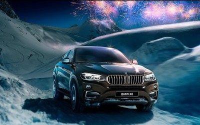 X-MAS — ВРЕМЯ Х-МОДЕЛЕЙ BMW В РОЛЬФ ПРЕМИУМ BMW M BOUTIQUE.