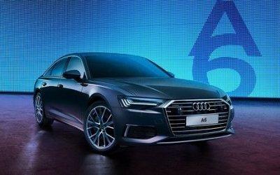 Абсолютно новый Audi A6 55 TFSI quattro. Безупречное бизнес-решение