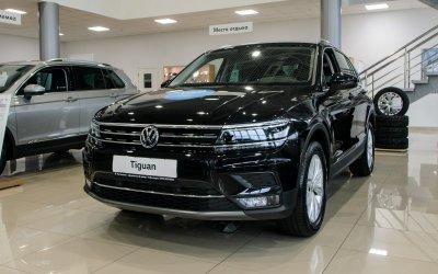 Volkswagen Tiguan. Подстраивается под ваши требования
