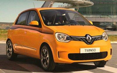 Представлен обновлённый сити-кар Renault Twingo