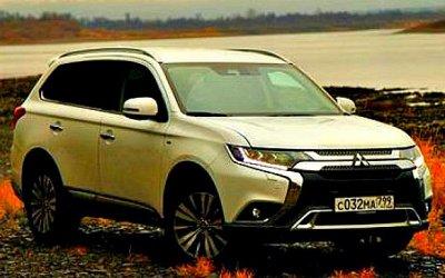 Mitsubishi привезёт в Россию 7-местный Outlander