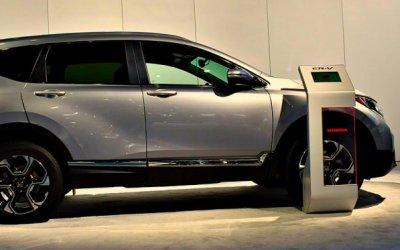 Новая Honda CR-V будет продаваться ивРоссии