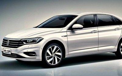 Обновлён седан Volkswagen Sagitar