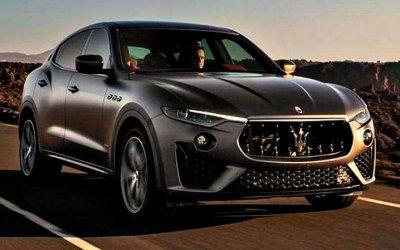 Кроссовер Maserati Levante получит спецверсию