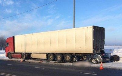 24-летний водитель погиб в ДТП вНовозыбковском районе