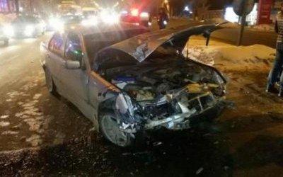 Пожилой водитель погиб в ДТП в Брянске