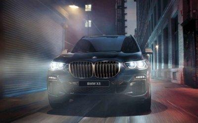ВСЕ В СИЛЕ. НОВЫЙ BMW X5 M PERFORMANCE.