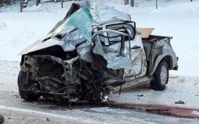 Два человека погибли в ДТП под Вельском