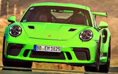 Porsche 911 GT3 RSстанет мощнее