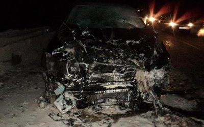 Женщина погибла в ДТП под Северодвинском