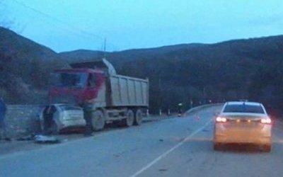 Три человека погибли в ДТП под Севастополем
