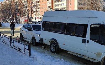Женщина погибла в ДТП с маршруткой в Пензе