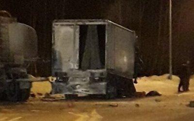 В ДТП Кемеровской области погибли два человека