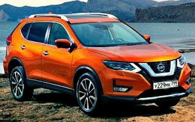 ВРоссии подорожали четыре модели Nissan